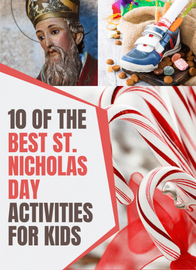 10 Ways to Celebrate St. Nicholas Day