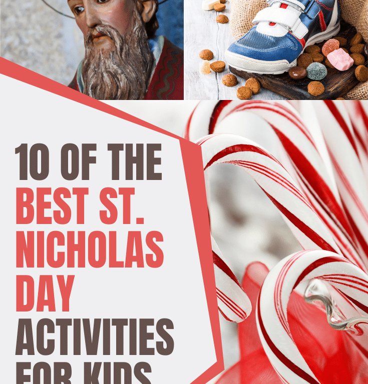 10 of the BEST St Nicholas Day Activities for Kids