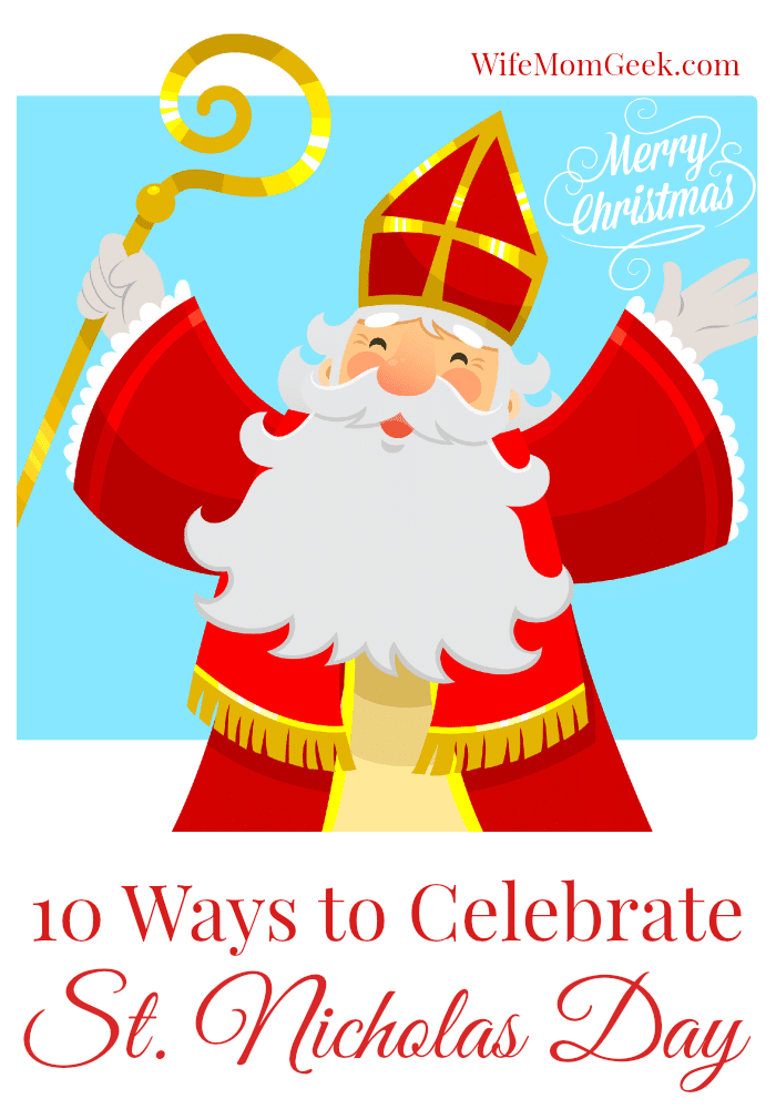 10 Ways to Celebrate Saint Nick