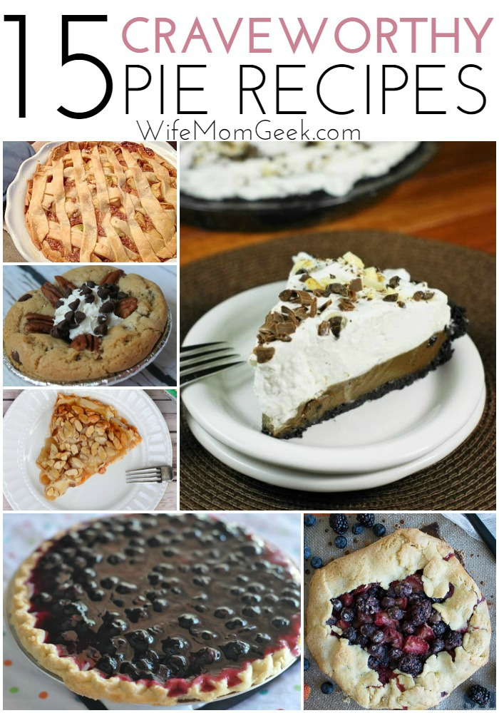15 Crave-worthy Pie Recipes