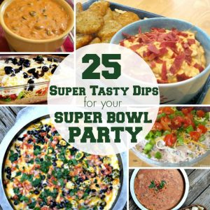25 Super Tasty Dips for Your Super Bowl Party
