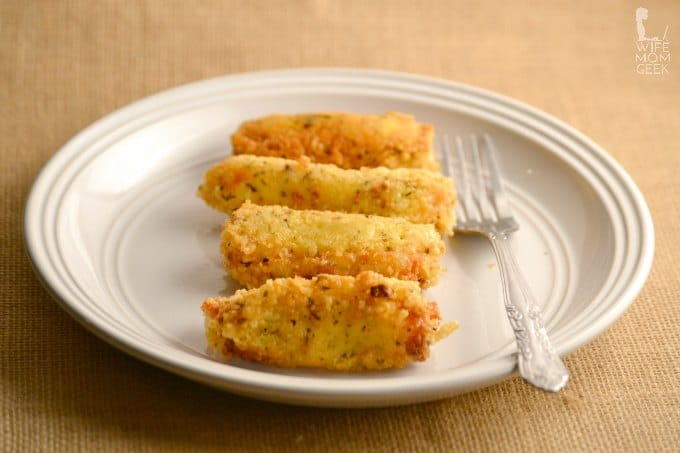 low carb cheese sticks
