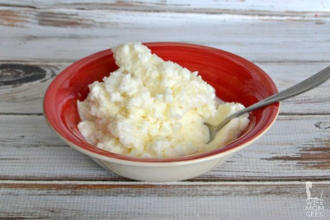 Peppermint Snow Ice Cream
