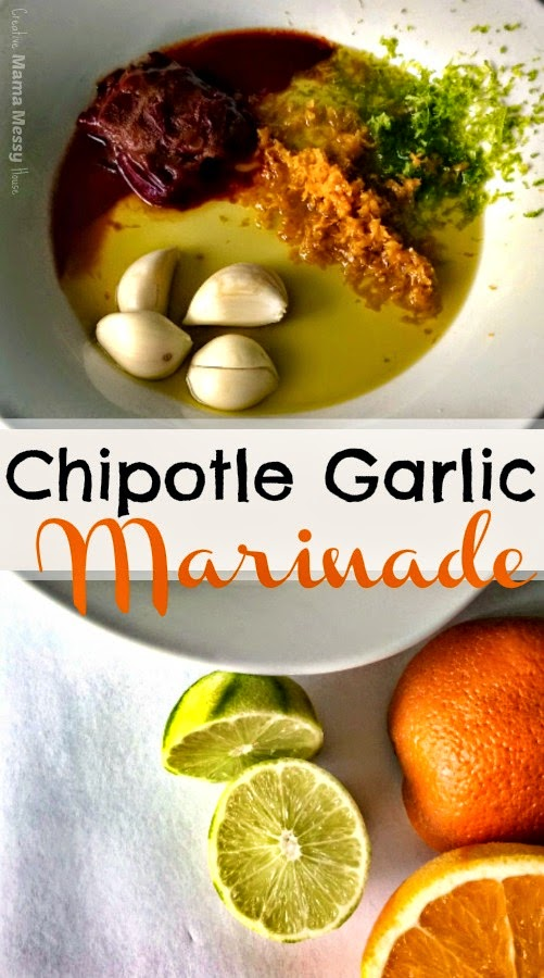Chipotle Garlic Marinade