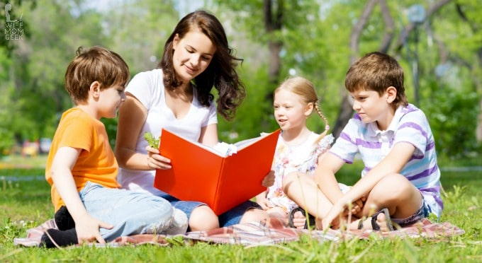 How to Find More Time to Read to Your Kids