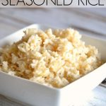 Savory Seasoned Rice