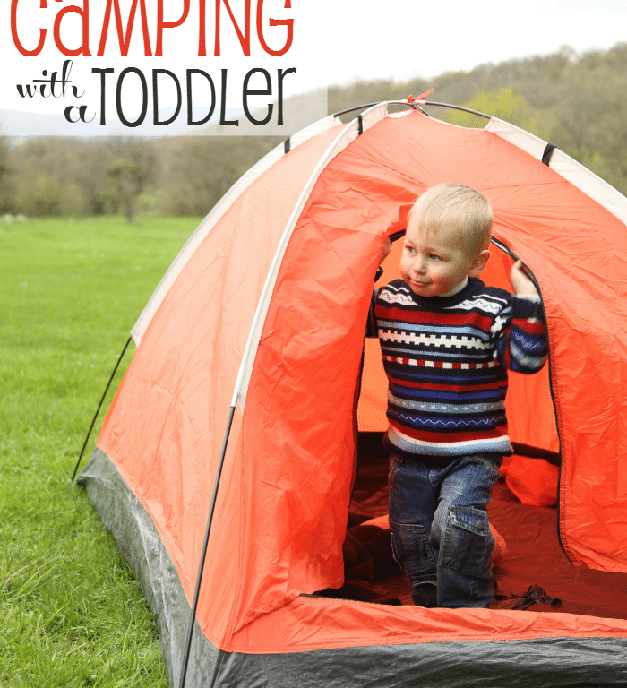 7 Tips for Camping With a Toddler