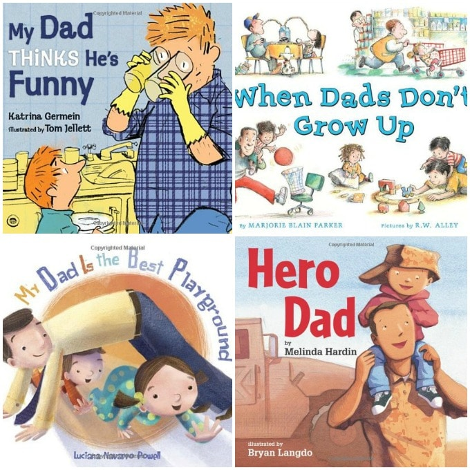 books about daddies