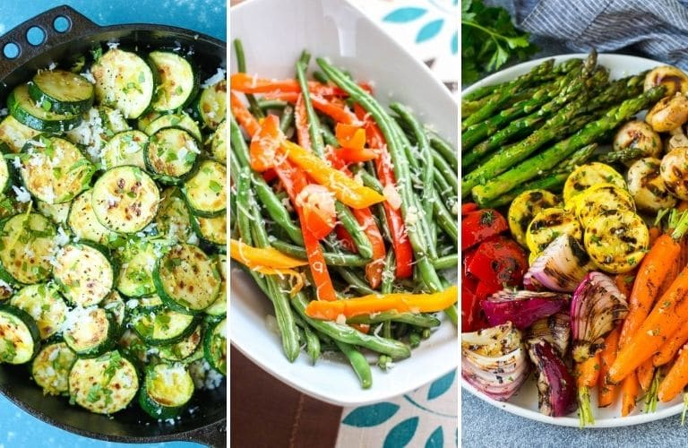 yummy low carb side dishes to try