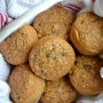Yummy Oatmeal Raisin Muffins