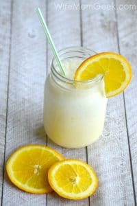Creamsicle Slush Recipe