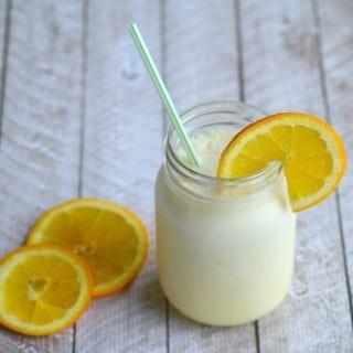 Creamsicle Slushie