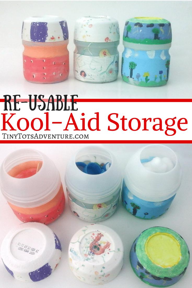 Kool-aid-Storage