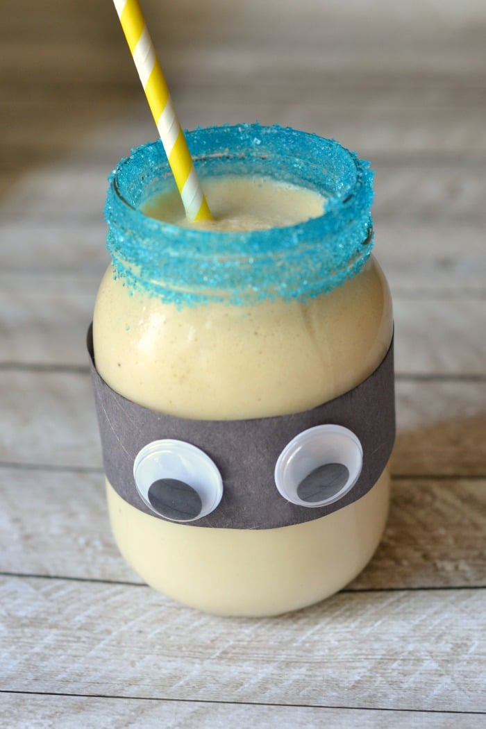 Minion Smoothie