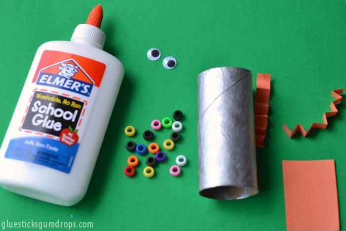 Robot Craft Materials