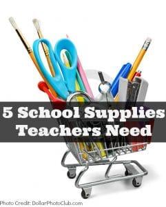 Education, School Supplies, Equipment.