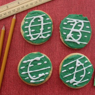 ABC Cookies for Back to School