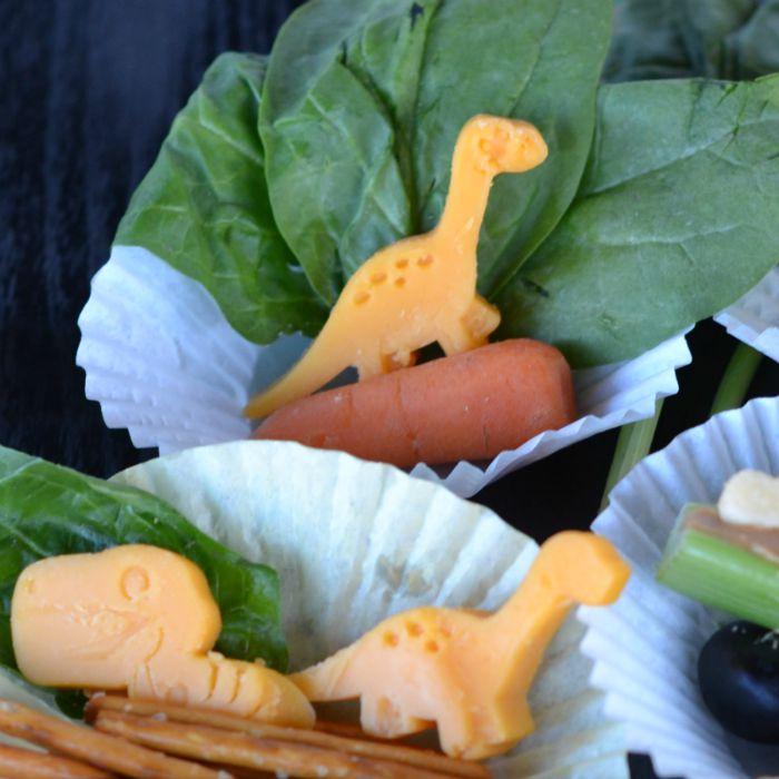 Dinosaur Bento Lunch