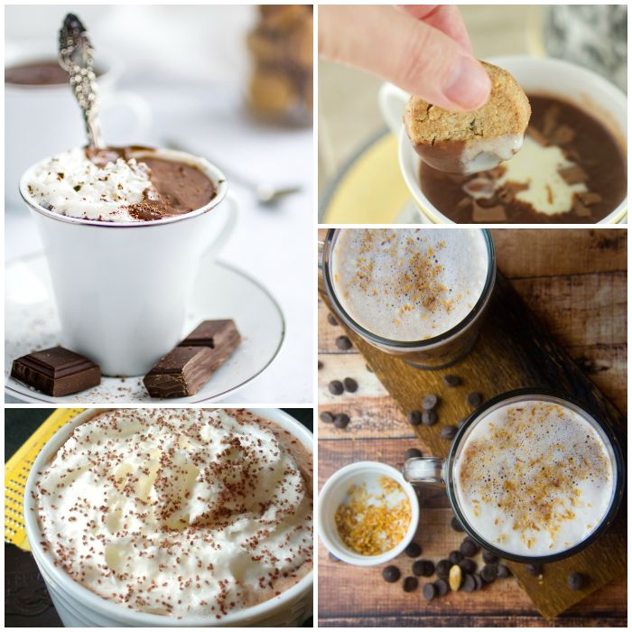 Must-Try Hot Chocolate Recipes