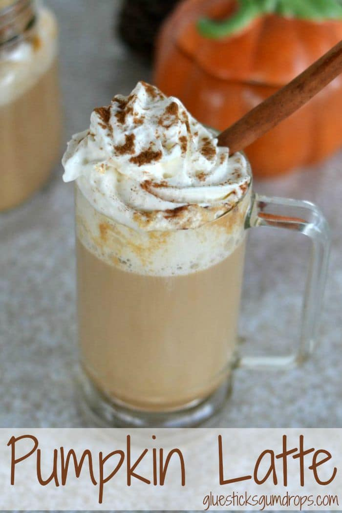 Pumpkin Latte Starbucks Copycat Recipe