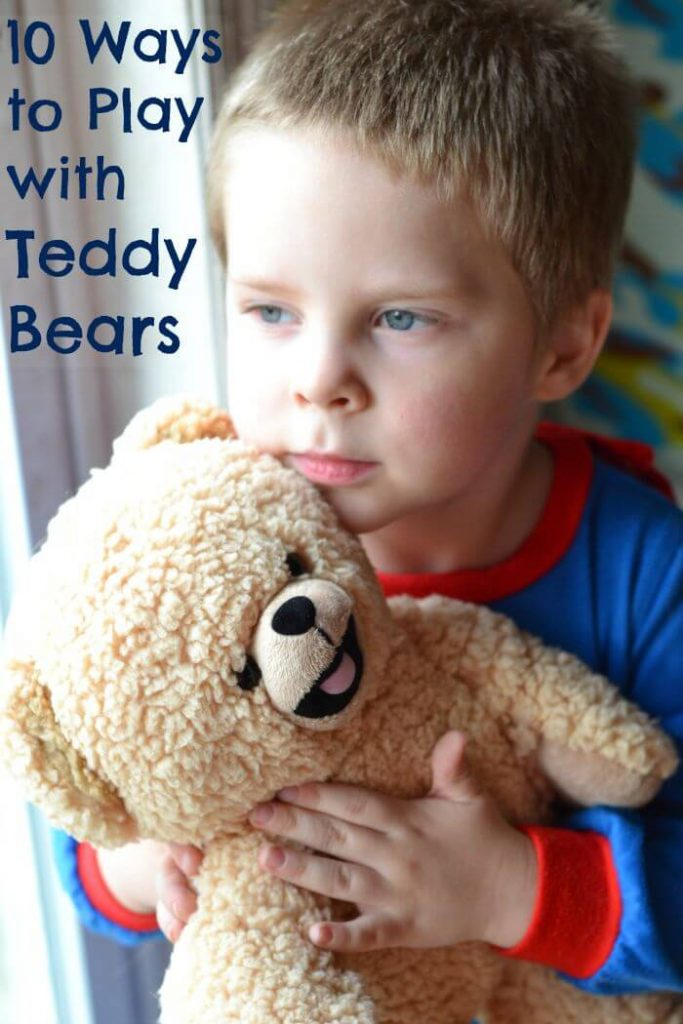 10 Ways to Play With Teddy Bears
