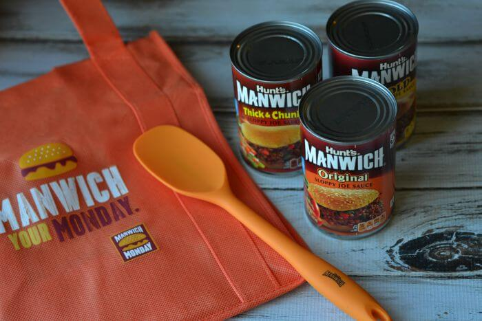 Manwich Flavors - Original, Bold and Thick & Chunky