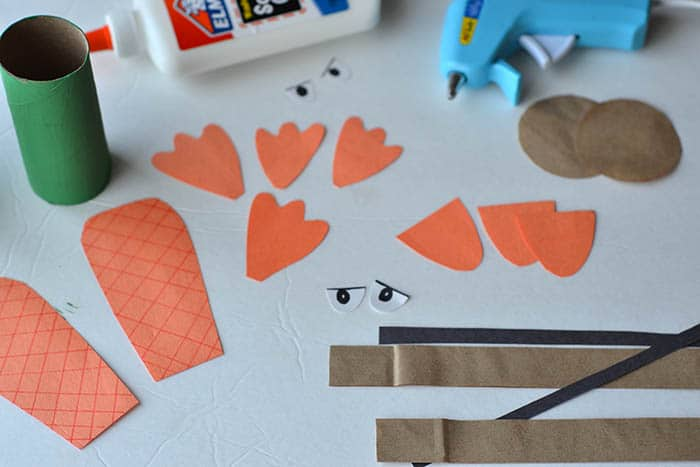 perry the platypus craft materials