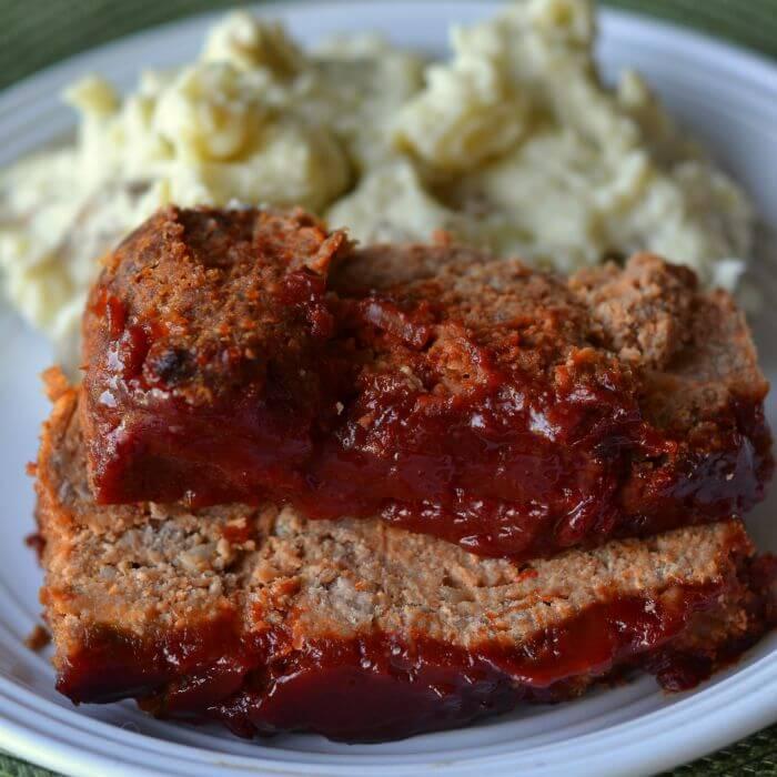 Zesty Manwich Meatloaf