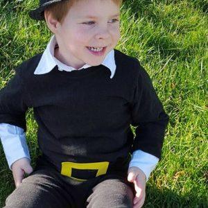 diy pilgrim costume 1