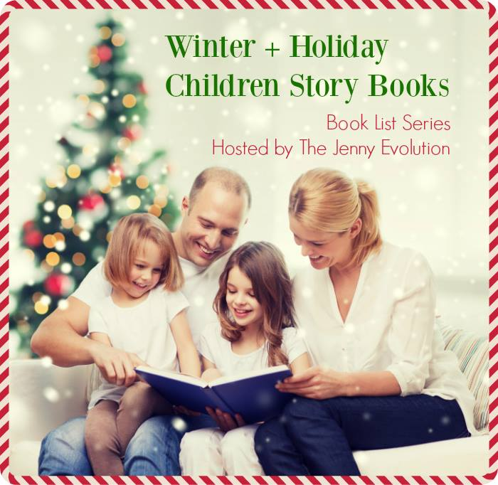 Winter and Holiday Story Books for Children