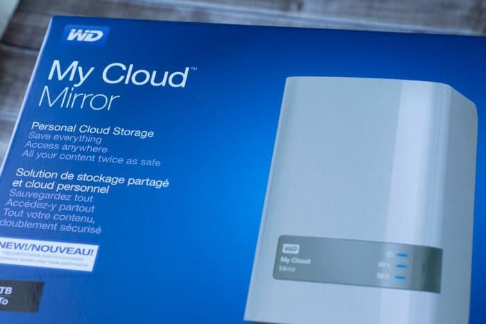 wd my cloud mirror 1