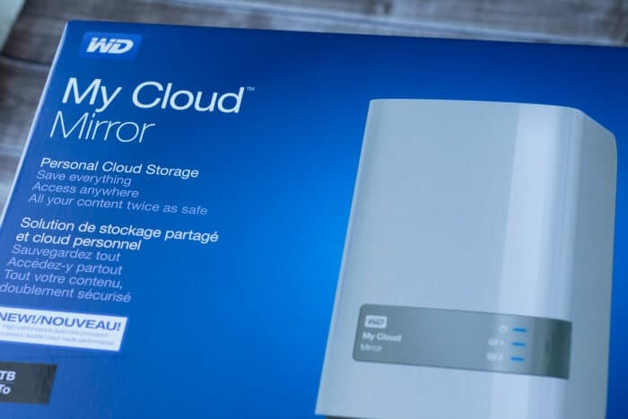 wd my cloud mirror 1