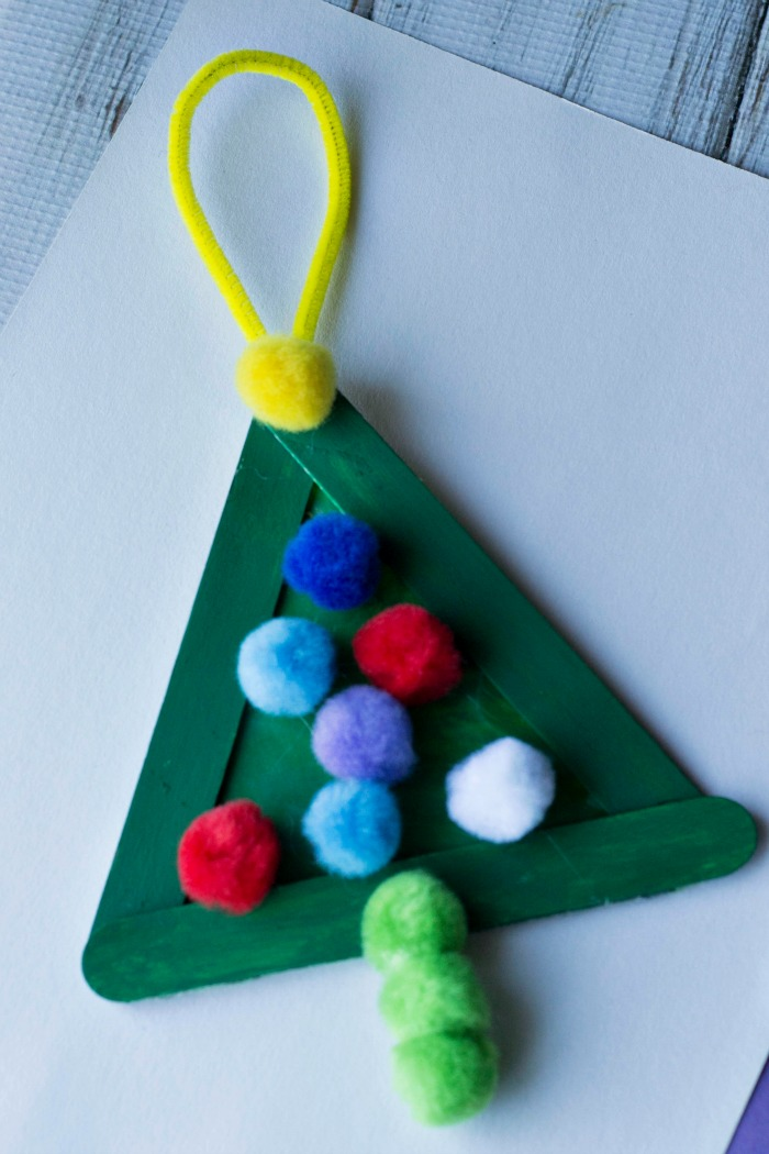 Dollar Christmas Ornaments