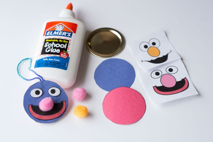 elmo-grover-ornament-materials