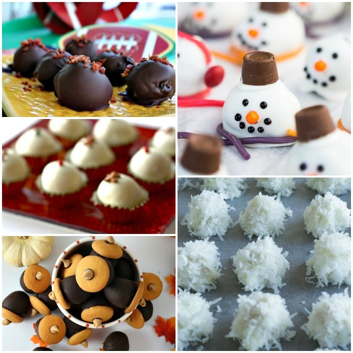 oreo cookie ball recipes 1