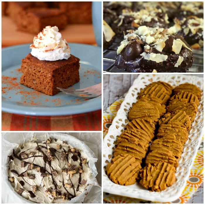 carb conscious dessert recipes