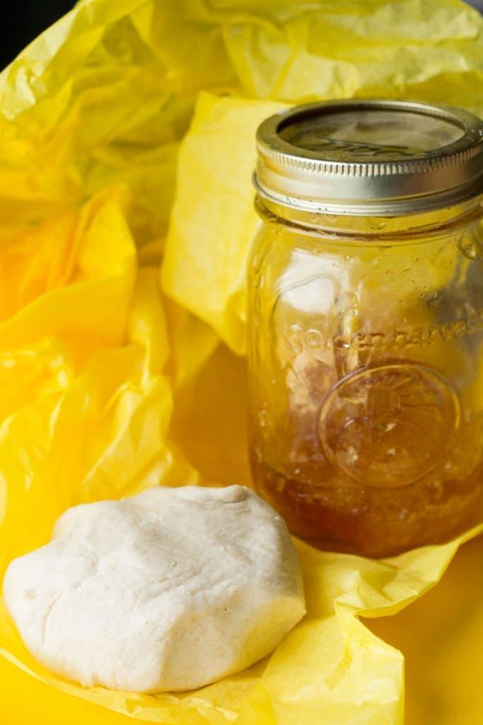 Honey Playdough Recipe