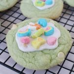 Lucky Charms Cookies for St. Patrick's Day