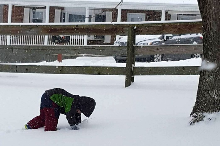 Reasons to Let Your Kids Outside in the Snow