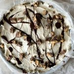No-Bake Sugar-Free Peanut Butter Pie
