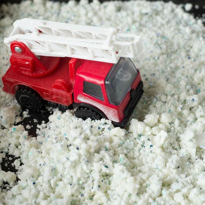 sensory snow feature image