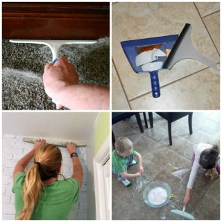 9 Ways to Use a Squeegee to Clean
