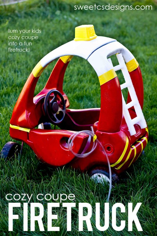 cozy coupe hacks 1