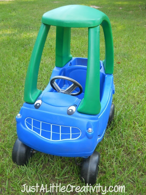 cozy coupe hacks 17