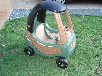 cozy coupe hacks 19
