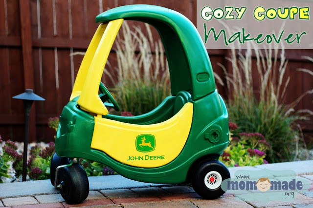 cozy coupe hacks 3