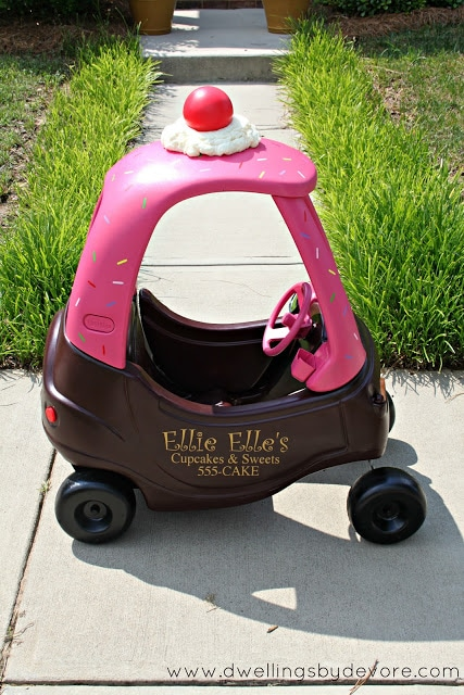 cozy coupe hacks 4