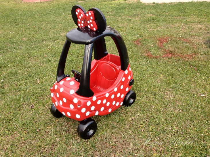 cozy coupe hacks 5