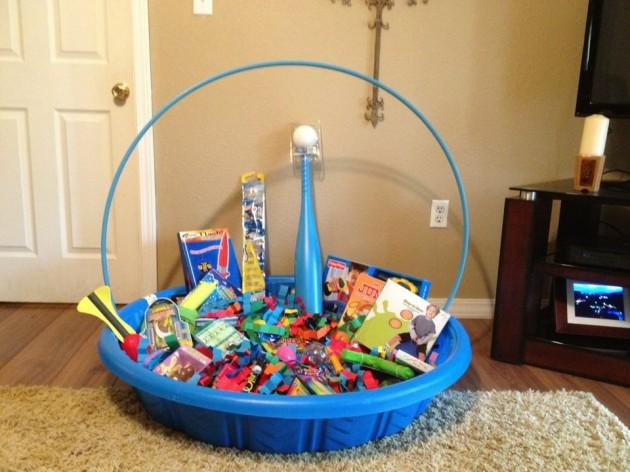dating divas kiddie pool