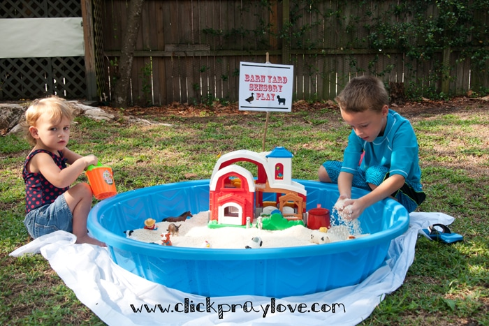 18 Ridiculously Awesome Things To Do With A Kiddie Pool Glue